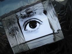elmur zzz urban intervention video art collective visual dialogue berlin street installation weissensee