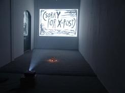 elmur zzz urban intervention video art collective visual dialogue Pantocrator Galerie Shangai China exhibition LQ