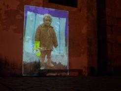 elmur zzz urban intervention video art collective visual dialogue Portugal Rabiscuits festival