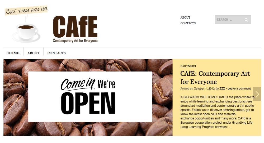 CAfE Partnership project ZZZ management TripleZeta