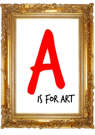 A is forArt