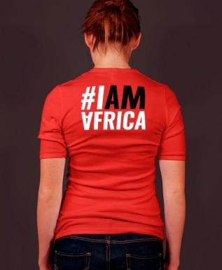 #IAMAFRICA a T-shirt to raiseawareness